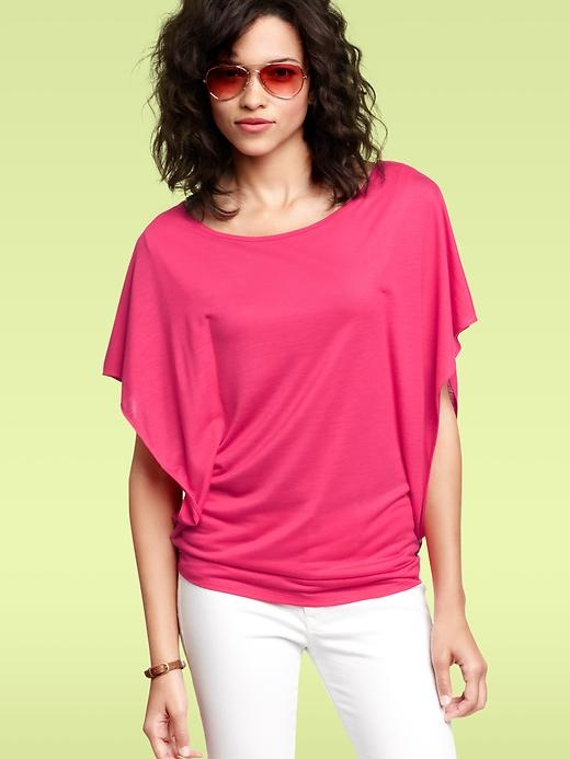 Cute top, except for the pink.