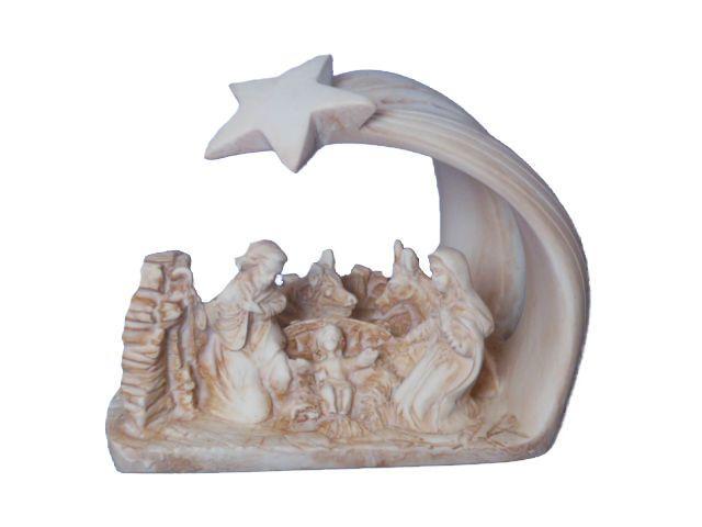 #Natività Presepe in Ceramica