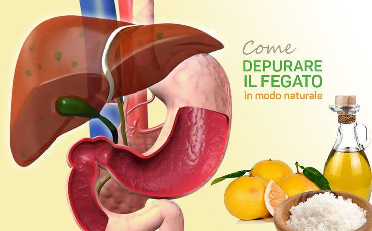DIsintossicare fegato: come svolgere un programma di disintossicazione di 4 giorni per liberare il fegato dalle tossine in eccesso e ritrovare il corretto