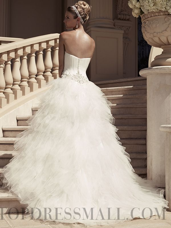 25 best Ball Gown Wedding Dresses images on Pinterest ...