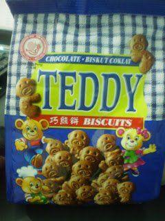 Chocolate Bear Cookies