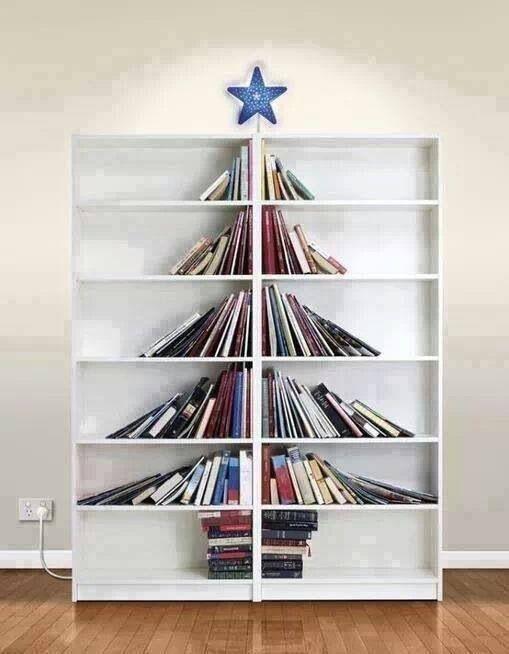 an off the shelf easy tree idea