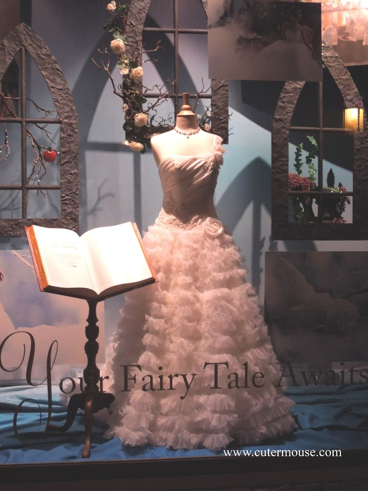 fairytale window display - Google Search