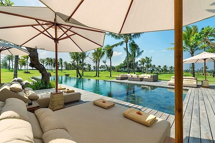Those seeking royal treatment in palatial surroundings will find all this and more at this enchanting eight-bedroom luxury villa. Coming soon to +The Luxury Signature's finest collection of villas in Bali. http://www.theluxurysignature.com/bali-villas/