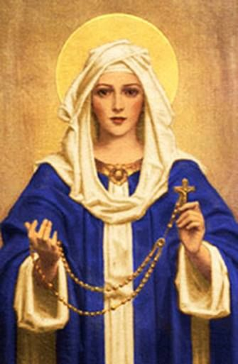 """Catholic and Proud: """" Go to the Madonna. Love her! Always say the Rosary. Say it well. Say it as often as you can! Be souls of prayer. Never tire of praying, it is what is essential. Prayer shakes the Heart of God, it obtains necessary graces!"""" - St. Padre Pio of Pietrelcina"""