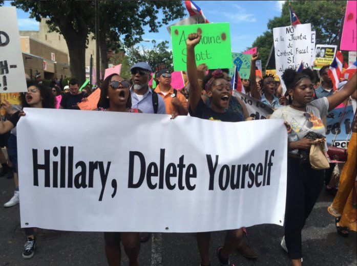Yes, just delete your crooked self!