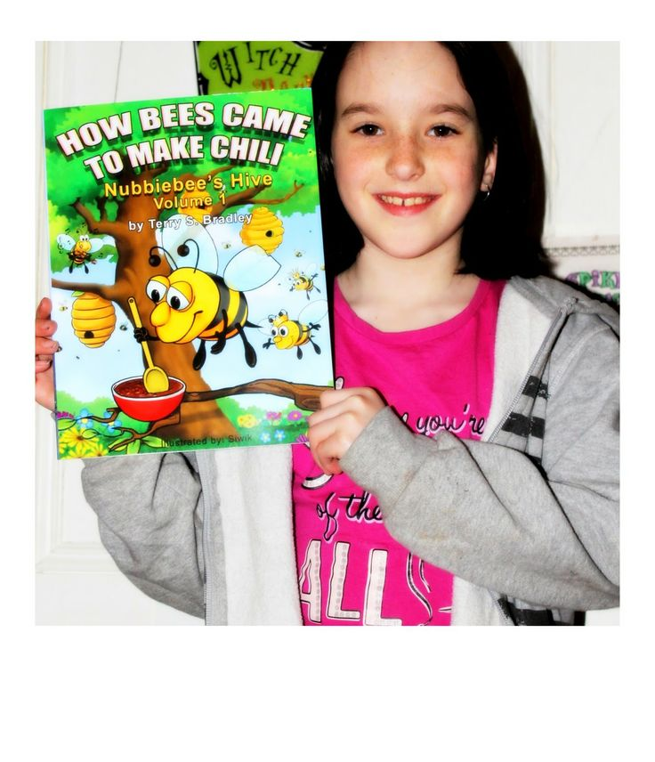 Mother Daughter Duo Reviews: MDDR Presents: Win a Signed Copy of Terry S. Bradley's How Bee;s Came to Make Chilli!