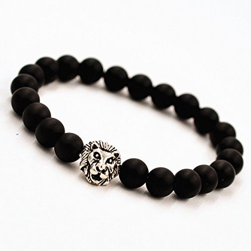 Koky Black Polish Stones Beaded Stretch Bracelets with Li... https://www.amazon.ca/dp/B017O19MJ2/ref=cm_sw_r_pi_dp_6SIgxb7K38HCP