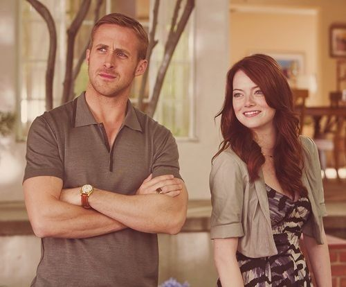 Ryan Gosling & Emma Stone please get married! Because if you don't tie him down I just might ;)