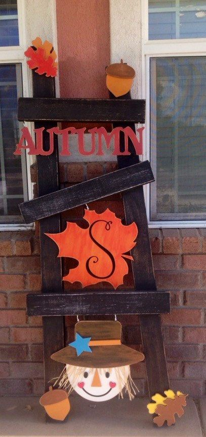 Hey, I found this really awesome Etsy listing at https://www.etsy.com/listing/243398403/autumn-ladder-kit
