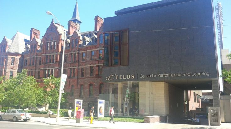 Telus Centre for the Performing Arts, Toronto, ON