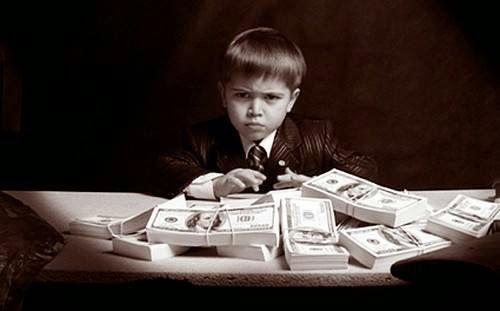 Бизнес в интернете: 15 особенностей мышления богатых...