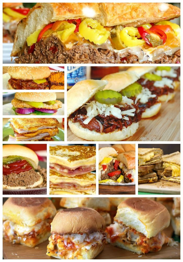 Top 10 Easy Sandwich Recipes Thatll Knock Your Socks Off @ParadeMagazine