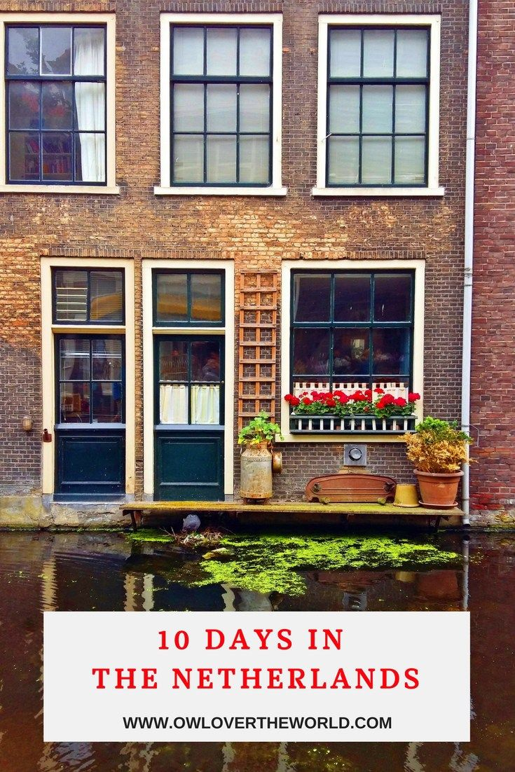 10 days in the Netherlands are enough time for your first visit to the country. Enough to fall for it and to make you want to go back.  10 days in the Netherlands / Netherlands 10 days trip / Trip through the Netherlands / Places to visit in the Netherlands / Netherlands travel itinerary / Things to do in Amsterdam / Things to do in Den Haag / Visit Tilburg / Visit Breda / Netherlands travel tips / Amsterdam travel tips / 10 days travel itinerary for the Netherlands / Netherlads trip