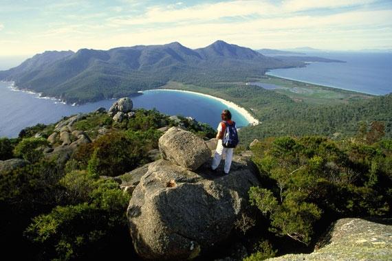 Hiking, Tasmanie
