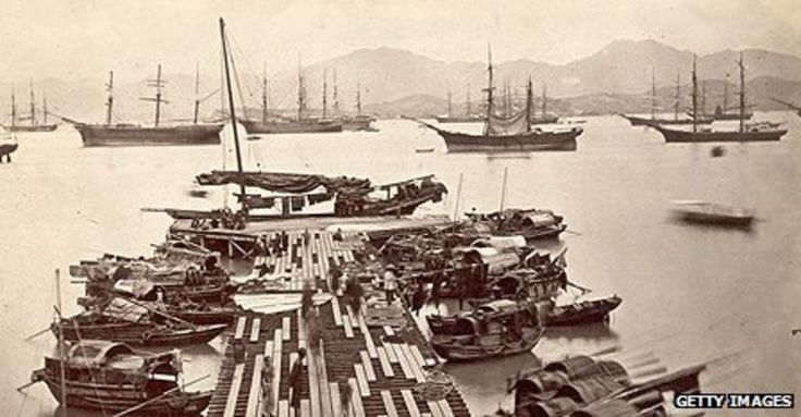 A chronology of key events in the history of Hong Kong from 1842 to the present