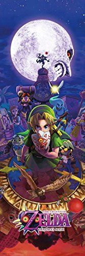 Zelda (Majoras Mask) Poster - 12x36 @ niftywarehouse.com