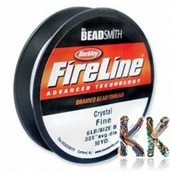FireLine - návin 45 m, ∅ vlasce 0,15 mm