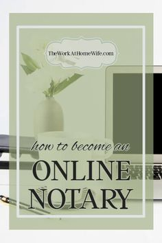 Electronic and online notary needs have increased income opportunities. And the requirements for becoming a notary are very minimal.