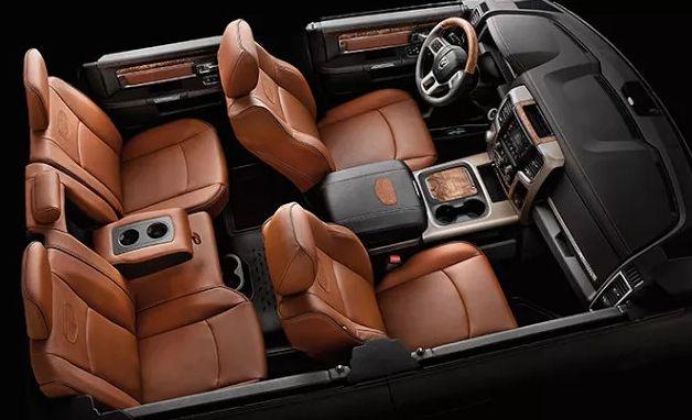 Dodge Ramcharger 2018 Interior Design