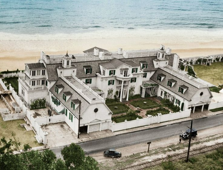 Vintage Los Angeles Architecture Marion Davies 39 Santa