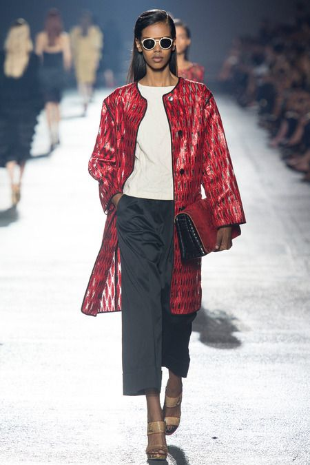 Dries Van Noten Spring 2014 Ready-to-Wear