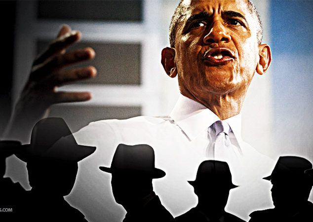 SHADOW GOV'T: President Trump Must Purge His Administration Of All Obama Appointees To Stop Leaks