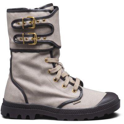 Pallaville DBL Cuff, Rangers Boots Femme, Marron (261), 37.5 EUPalladium