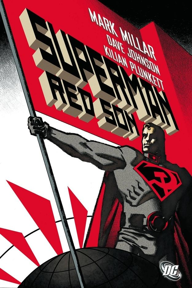 Superman: Red Son - 2003 | 12 Superman Stories Everyone Absolutely Needs To Read
