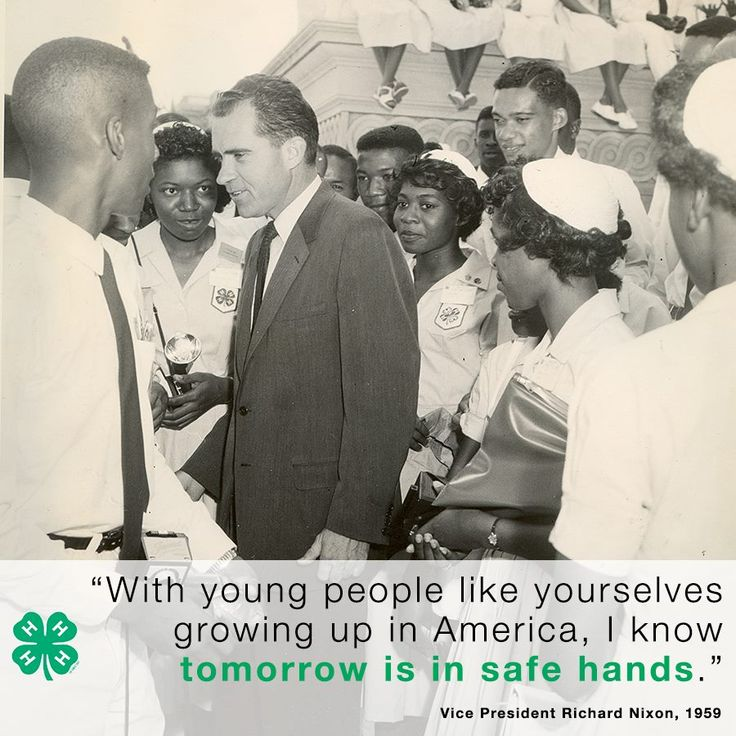 Who Was Richard Nixon Vice President: 17 Best Images About Throwback 4-H On Pinterest