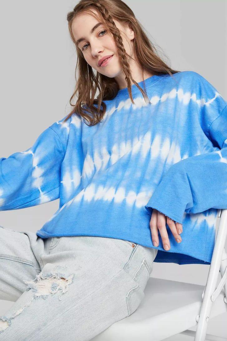 Best tiedye sweatshirts and sweatpants at target