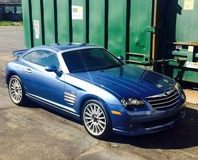 awesome 2005 Chrysler Crossfire - For Sale View more at http://shipperscentral.com/wp/product/2005-chrysler-crossfire-for-sale-4/