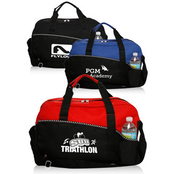 Every Sports Buff Needs To Own One Of These Personalized Court Duffel Bags Are Not Only Durable They Also Spacious Enough For Those