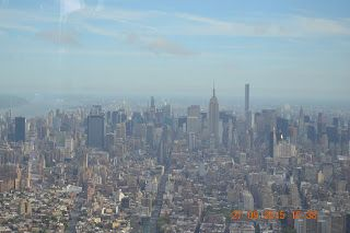 Travel With MWT The Wolf: New York  from the Sky