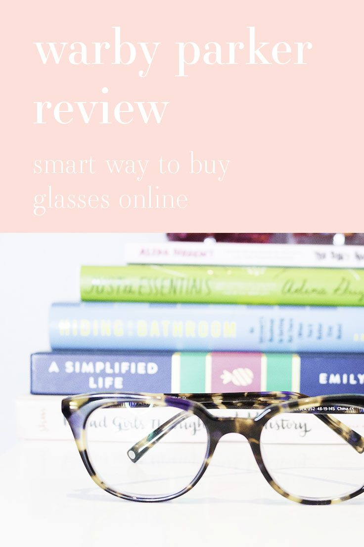 Warby Parker Review - Home Try On Service