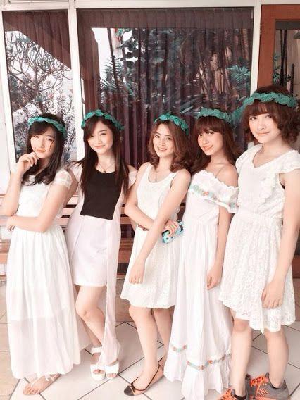 Para malaikat berkumpul nih.. :3 JKT48 on G+ - Komunitas - Google+