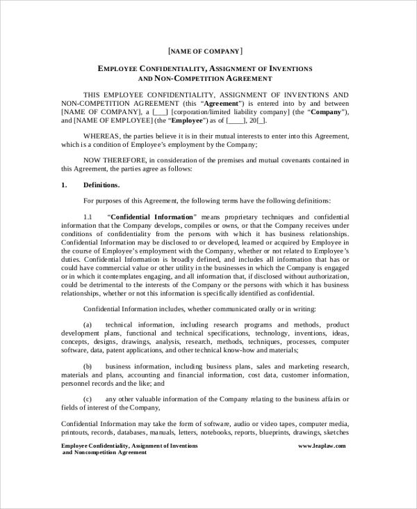 certification letter expected discharge release from active duty - data confidentiality agreement