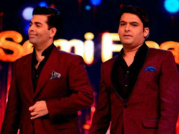 Karan Johar and Kapil Sharma Tiff! Karan to not telecast Kapil's episode of 'Koffee With Karan 5'?