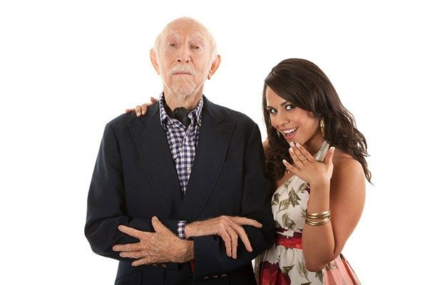 The Pain And Agony of Old Man Young Girl Relationship.