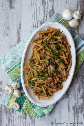 Experimente aus meiner Küche: Hirtenmakkaroni {schnell.einfach.lecker}
