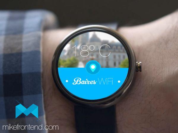 App Concept Moto 360 on Behance