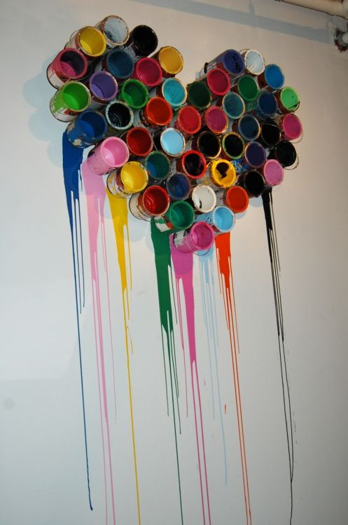 Would Be A Cool Thing To Do At Home In My Own Art Room