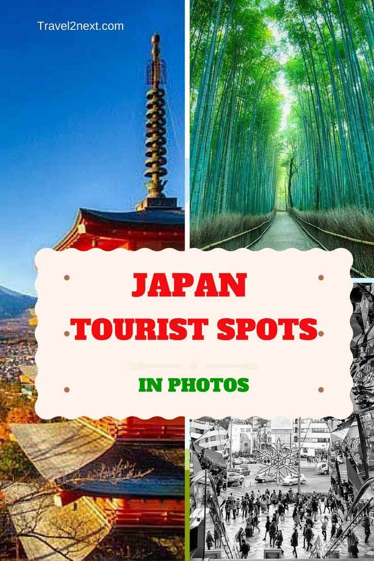 japan tourist spots Japan Tourist Spots in Photos