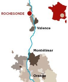 HERMITAGE Hermitage Rochegonde Cave Tain 2008 - VALLÉE DU RHONE - Club Français du Vin, depuis 1973