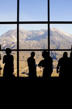 Mount St Helens Visitor Center in Castle Rock Washington is where adventure starts.