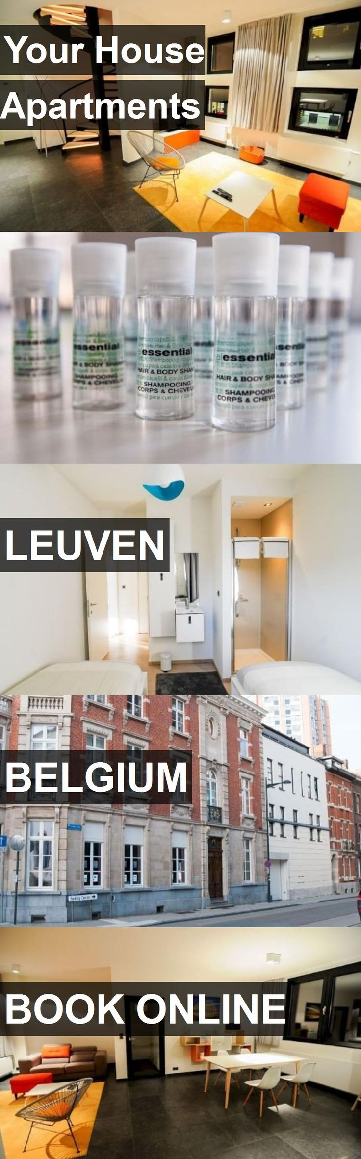 Your House Apartments in LEUVEN, Belgium. For more information, photos, reviews and best prices please follow the link. #Belgium #LEUVEN #travel #vacation #apartment