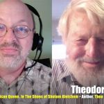 From actor Theodore Bikel's mouth to God's ear! VIDEO INTERVIEW