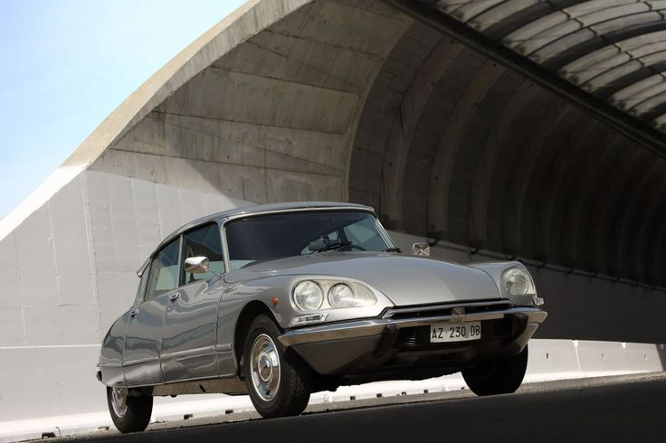 Photo CITROEN DS 23 berline 1987 - médiatheque Motorlegend.com