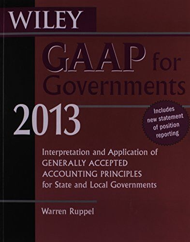 generally accepted accounting principles and cash The fasab handbook of accounting standards and other pronouncements, as amended (current handbook)—an approximate 2,500-page pdf—is the most up-to-date, authoritative source of generally accepted accounting principles (gaap) developed for federal entities it is updated annually to incorporate pronouncements issued by fasab through june 30.