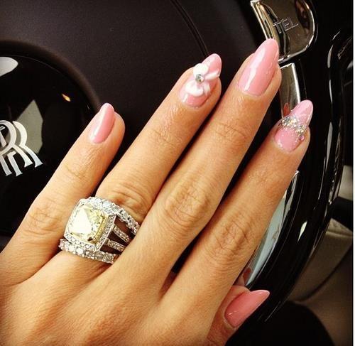 rich girls clubgirls club nails art inspiration soft